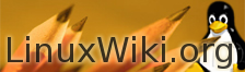 LinuxWiki Logo